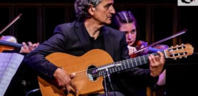 Snétberger tehetségek a Zeneakadémia színpadán